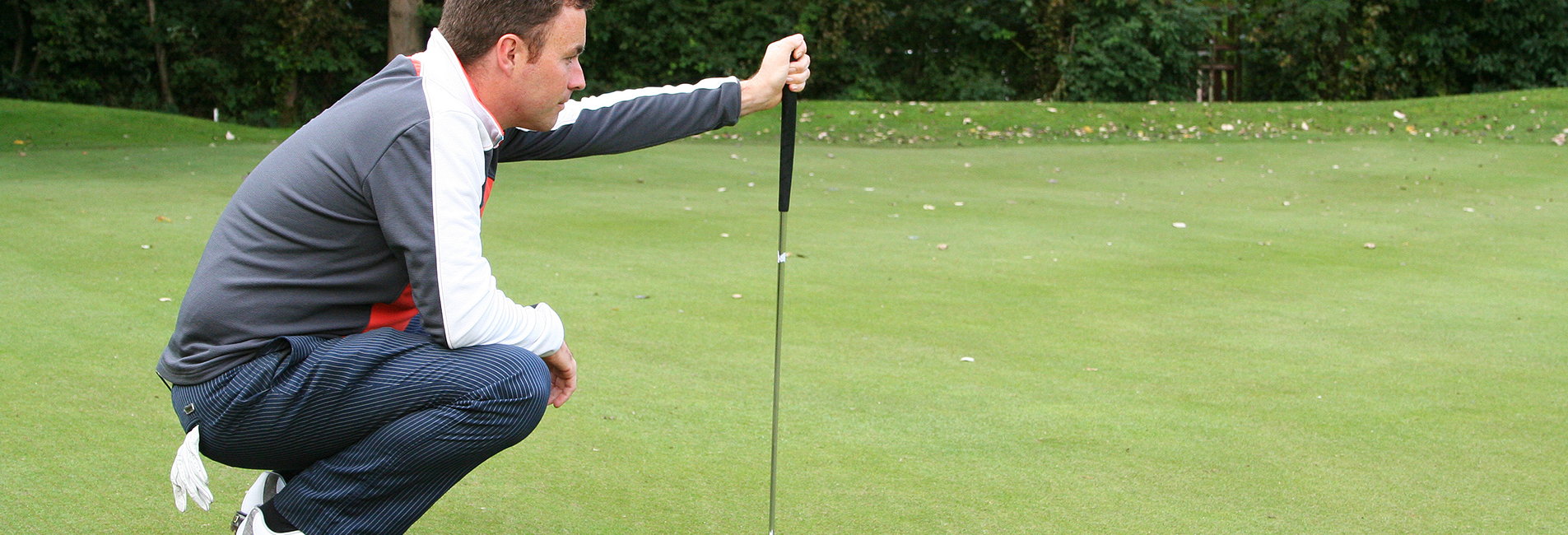 Improve Your Putting With Gareth Davies